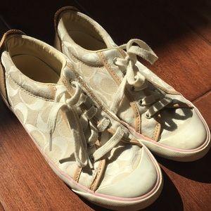 Vintage Coach Sneakers